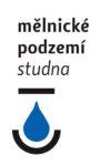 Mělnické podzemí a studna - logo