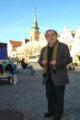 Natáčení Básníků Dušan Klein na Mělníku 2015