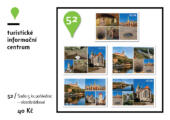 Sada 5 pohlednic - víceobrázkové