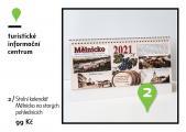 Kalendář Mělnicko 2021