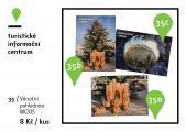 Vánoční pohlednice MOOS